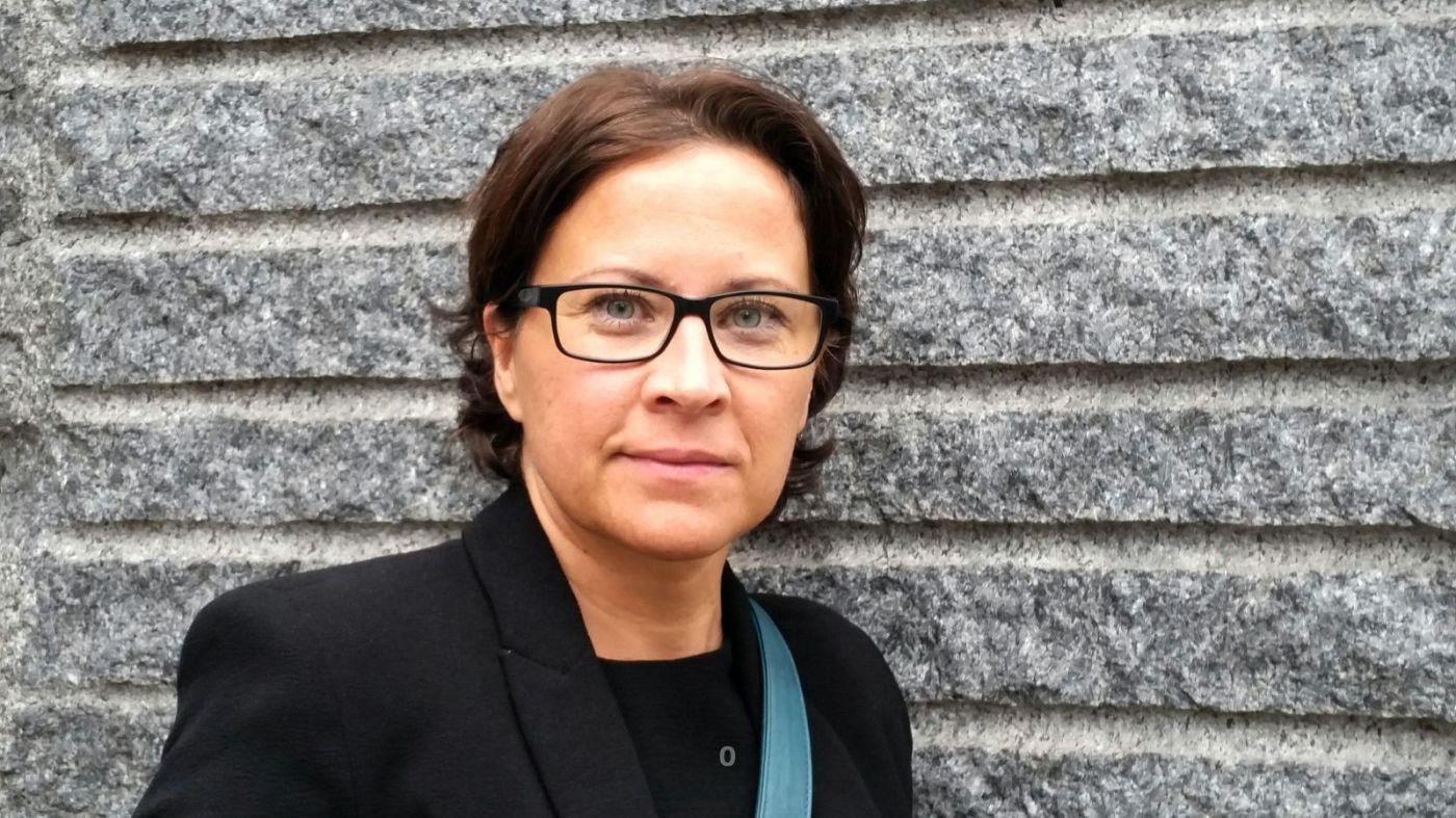 Heidi Helene Sveen. Foto: Aslaug Olette Klausen